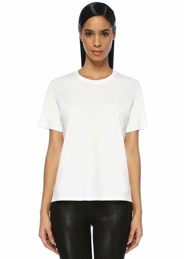 Whiplash Tişört Beyaz